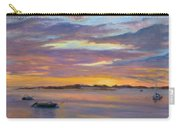 Wades Beach Sunset Carry-all Pouch