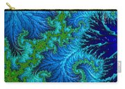 Fractal Art - Wading In The Deep Carry-all Pouch
