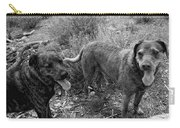 Wagging Tongues Carry-all Pouch