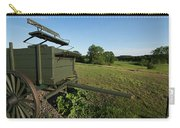 Wagon At Wagon Hill Farm In Durham New Hampshire Carry-all Pouch