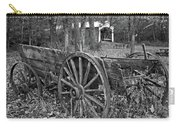 Wagon In The Woods Carry-all Pouch
