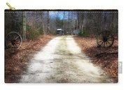 Wagon Wheel Lane Carry-all Pouch