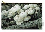 Wagon Wheel Mushroom Colony Carry-all Pouch