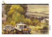 Waiakea Vintage Art Carry-all Pouch