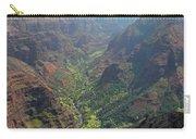 Waiamea Canyon Kauai Carry-all Pouch