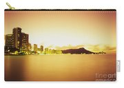 Waikiki At Sunset Carry-all Pouch