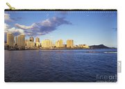 Waikiki From Water Carry-all Pouch