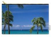 Waikiki Seascape Carry-all Pouch