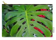 Waikiki Split Leaf Carry-all Pouch