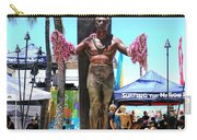 Waikiki Statue - Duke Kahanamoku Carry-all Pouch