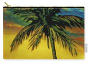 Waikiki Sunset #38 Carry-all Pouch