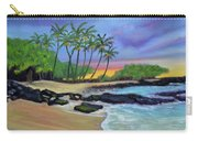 Waikoloa Sunset Carry-all Pouch
