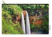 Wailua Falls Kauai Carry-all Pouch
