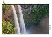 Wailua Falls - Kauai Hawaii Carry-all Pouch