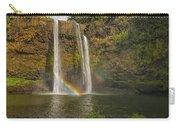Wailua Falls Rainbow Carry-all Pouch
