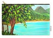 Waimanalo Beach Oahu #385 Carry-all Pouch