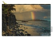 Waimanalo Rainbow Carry-all Pouch