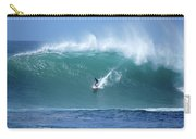 Waimea Bay Boomer Carry-all Pouch by Kevin Smith