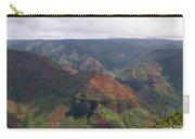 Waimea Canyon 2 Kauai Carry-all Pouch