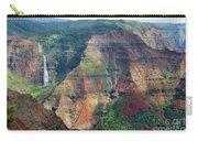 Waimea Canyon Kauai Carry-all Pouch