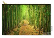 Waimoku Bamboo Forest Carry-all Pouch