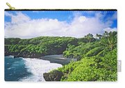 Wainapanapa State Park Carry-all Pouch