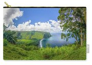 Waipi'o Valley Carry-all Pouch