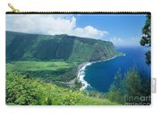 Waipio Valley Lookou Carry-all Pouch