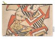 Wait A Moment  Torii Kiyotada  Japanese  Fl  Ca  1720  50 Carry-all Pouch