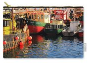 Waiting At The Dock Carry-all Pouch