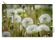 Waiting For A Spring Breeze Carry-all Pouch
