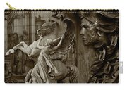 Waiting For Alexander - Heroes And Gods - Brown  Carry-all Pouch