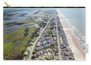Waiting For You Topsail Island Carry-all Pouch