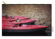 Waiting Kayaks Carry-all Pouch