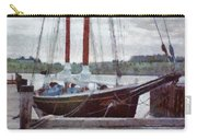 Waiting To Sail Carry-all Pouch