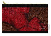 Waiting With Love Carry-all Pouch