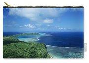 Wakaya Coastline Carry-all Pouch