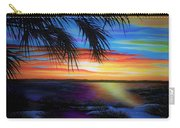 Wakulla Beach Morning Carry-all Pouch