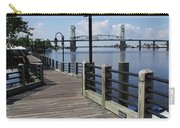 Walk Along The Fear River - Wilmington Carry-all Pouch