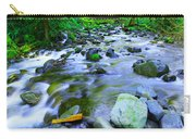 Walk Bridge Over Moffit Creek Carry-all Pouch