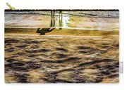 Walk By The Sea Carry-all Pouch