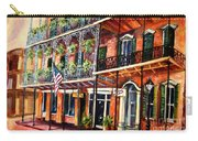 Walk In The French Quarter Carry-all Pouch