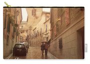 Walk In The Rain Quote Carry-all Pouch