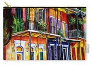 Walk Into The French Quarter Carry-all Pouch