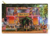 Walk The Plank Carry-all Pouch