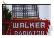 Walker Radiator Works Carry-all Pouch
