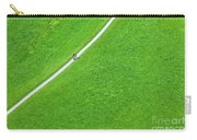 Walking Footpath In A Green Field Carry-all Pouch