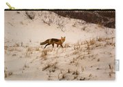 Walking Fox Carry-all Pouch