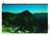 Walking In The Cascades Carry-all Pouch