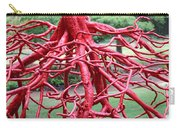 Walking Roots Sculpture Carry-all Pouch